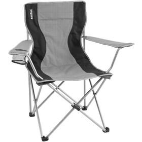 Brunner Armchair Classic - Siège camping - gris/noir